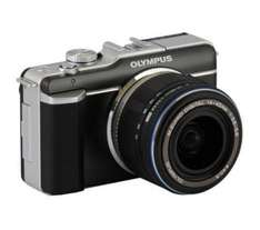 Olympus E-PL1 Compact System Camera - £279.99 Delivered @ Currys (+ 3% Quidco)