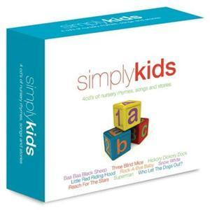 Simply Kids Nursery Rhymes & Songs (4 CD Box Set) - £3.99 @ Play