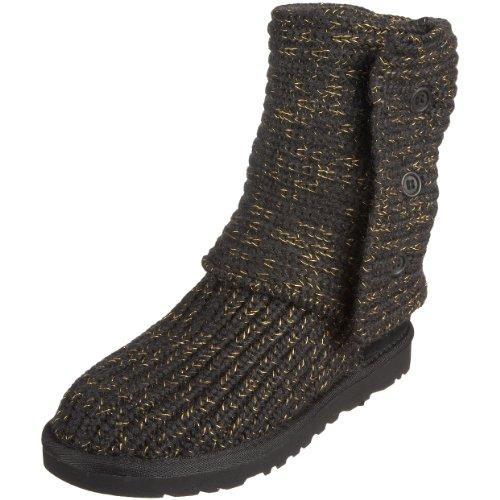 Ugg Grey Cardi Boots (Size 3,4,5) - £42.54 @ Amazon