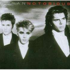Duran Duran - Notorious (CD) - £2.79 Delivered @ Amazon