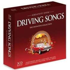 Greatest Ever Driving Songs (3 CD) - £3.99 @ Play