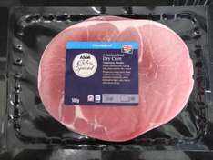 Asda Extra Special Outdoor Bred, Dry Cure Gammon Steaks 500g Was £2.50, Now Down to Only £1 instore @ Asda