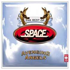 Space - Avenging Angels: The Best of Space (2 CD) - £2.99 delivered @ Play