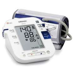 Omron M10-IT Upper Arm Blood Pressure Monitor with Dual-User Facility and Dual-Size Cuff £29.99 @ Amazon