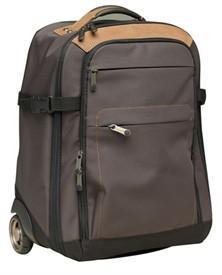 Timberland Wheeled Travel Backpack 50 Yak Black - £44.99 + £3.99 Delivery @ MandM Direct