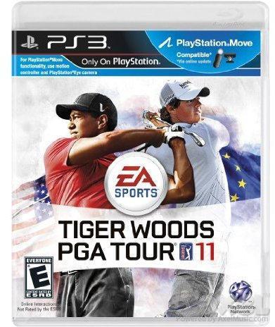 Tiger Woods PGA Tour 11 - Move Compatible (PS3) @ Planet Axel