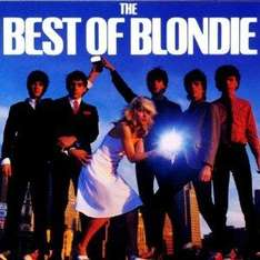 Best of Blondie (CD) - £2.99 @ Amazon (Others in Post)