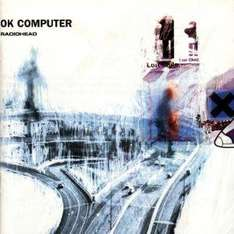 Radiohead - OK Computer (CD) - £2.49 @ Amazon & Play