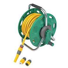 Hozelock 2-in-1 Reel with 25m Hose @ screwfix (20% off promotion- cheapest seen any ware) £27.19 @ Screwfix