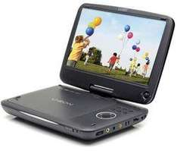COBY Portable DVD Player - £89 @ Pixmania