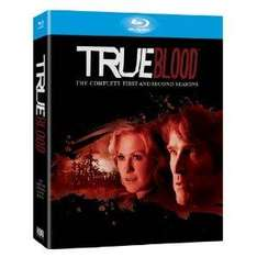 True Blood Season 1 and 2 (HBO) (Blu-ray) (10 Disc Box Set) - £29.97 delivered @ Amazon