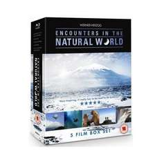 Werner Herzog: Encounters In The Natural World Box Set (Blu-ray) (3 Disc) - £15.99 @ Play