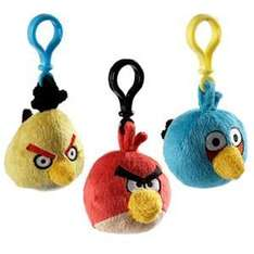 Angry Birds - Back Pack Clips - £2.99 @ Play