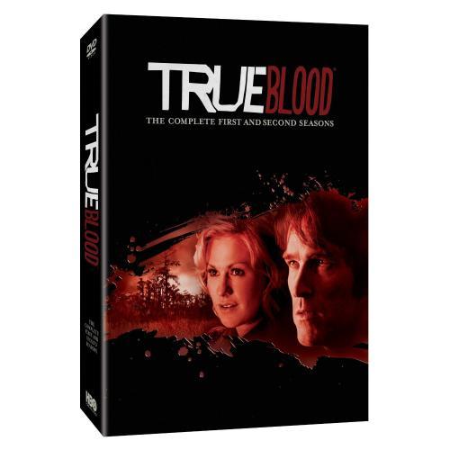 True Blood: Seasons 1 & 2 Box Set (DVD) (10 Disc) - £19.97 Delivered @ Amazon UK