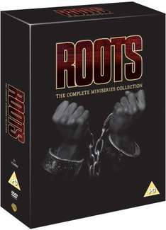 The Complete Roots Collection: Original Series (30th Anniversary Edition) (DVD) - £9.47 Delivered @ Amazon