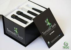 Tornado Tank E-NIC Kit - Black from TECC - £41.98 Delivered @ The Electronic Cigarette Company