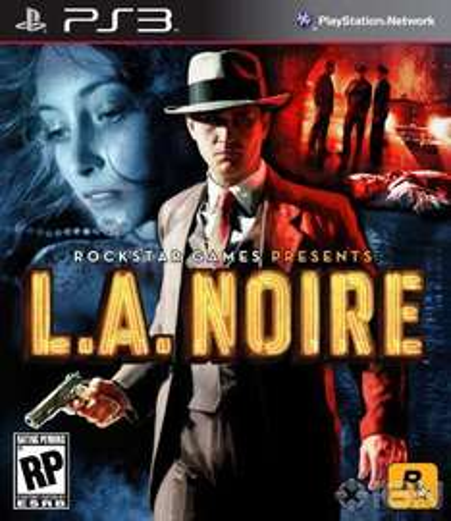 L.A Noire (PS3) (Pre-order) - £34.99 Delivered @ Amazon