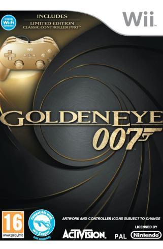 Goldeneye: Collectors Edition  (Wii) - £24.99 @ Grainger Games