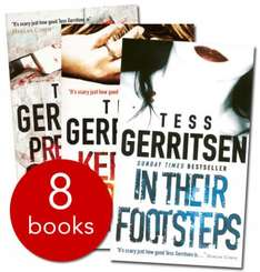 Tess Gerritsen Collection - 8 Books (Paperback) - £9.94 Delivered @ The Book People
