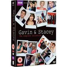 Gavin And Stacey - Series 1-3 And 2008 Christmas Special (DVD) - £11.91 @ Price Minister Sold by Gzoop