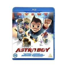 Astro Boy: Combi Pack (Blu-ray + DVD) - only £5 delivered @ Play