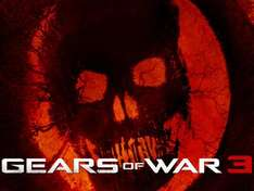 Gears of War 3 (Xbox 360) (Pre-order) - £37.99 Delivered @ Game Gears