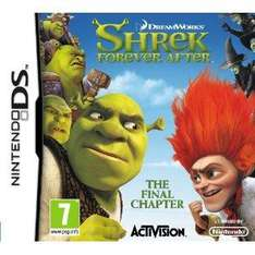 Shrek Forever After Game (DS) - £6.07 Delivered @ Amazon Sold by Lazy Riverzz