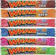 Wham Bar Minis(225g) / Wham Bars Full size (7x25g) £1 each @ Poundland