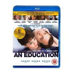 An Education (Blu-ray) - £5 @ Play + Quidco