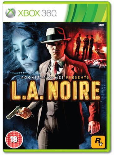 L.A Noire (Xbox 360) (PS3) (Pre-order with Bonus) - £39.99 @ Game