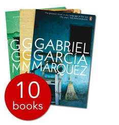 Gabriel Garcia Marquez Collection - 10 Books (Paperback) - £11.94 Delivered @ The Book People
