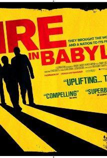 Free Screening of Fire in Babylon 12/05 @ Media Promotions