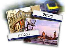 Train London - Oxford - London £1 to mid july @ gr8traintickets
