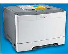 Lexmark C543dn A4 Colour Laser Printer + Toner - £132 @ Printerland