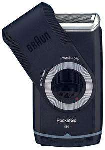 Braun P60 Pocket Go Shaver - £11 Delivered @ Shavers (+ Quidco)