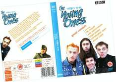 The Young Ones - Series One and Two (DVD) - Just £3.99 Each @ Amazon