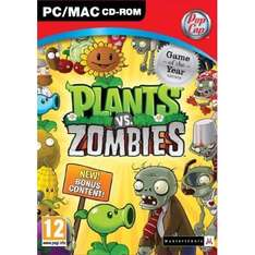 Plants Vs Zombies: Game of The Year Edition (PC) - £5 @ Play