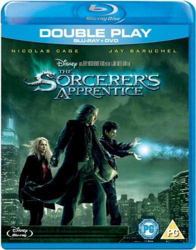 Sorcerers Apprentice - Double Play (Blu-ray + DVD) - £8.85 @ The Hut & Zavvi