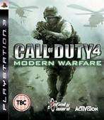 Call of Duty 4: Modern Warfare (Game of The Year Edition) (PS3) - £11.19 @ Sainsburys Entertainment