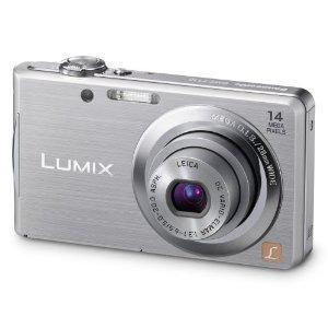 Panasonic Lumix FS16 Digital Camera - £111.79 @ Amazon
