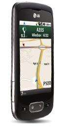 LG Optimus One Navigation Edition with Car Cradle and Charger - £129.99 @ T-Mobile