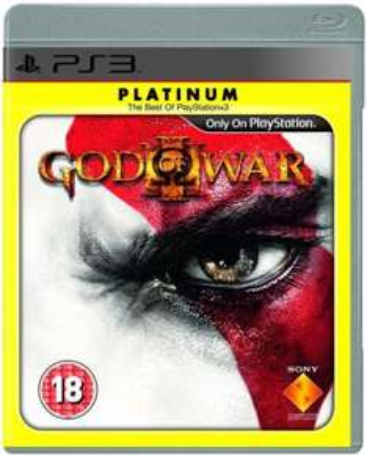 God of War 3 (Platinum) (PS3) - £14.85 Delivered @ The Hut + 3.5% Quidco