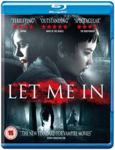 Let Me In (Blu-ray)  - £7.95 Delivered @ The Hut + 3% Quidco