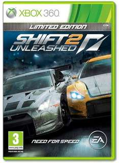 Need For Speed - Shift 2 Limited Edition on Xbox 360 £24.98 @ Game