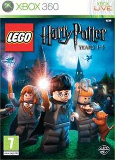 Xbox 360 - Lego Harry Potter: Years 1-4 £6.98 Preowned @ GameStation