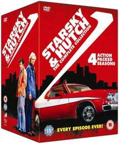 Starsky And Hutch: Series 1-4 Complete (DVD) - Only £19.88 @ Sendit