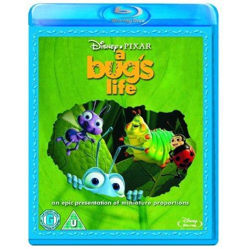 A Bug's Life (Blu-ray) - £7.93 @ Amazon