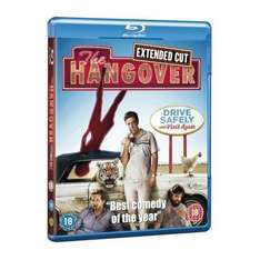 The Hangover: Extended Cut (Blu-ray) - £8.49 Delivered @ Amazon UK