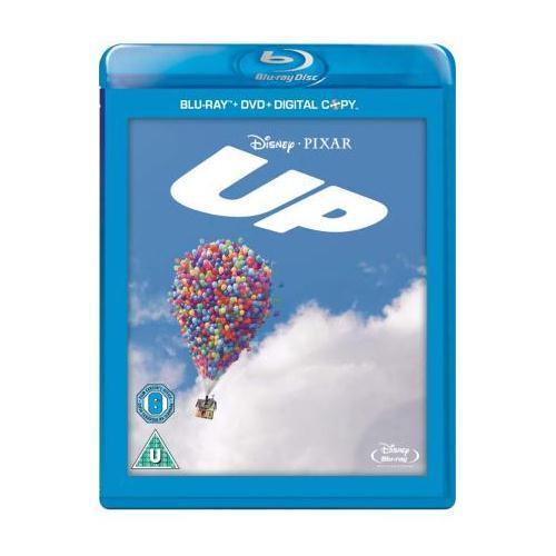 Up: Superset (Blu-ray + DVD + Digital Copy) - £11.95 Delivered @ Base