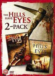 Hills Have Eyes 1 and 2 (DVD) - £3 @ Tesco (Instore)